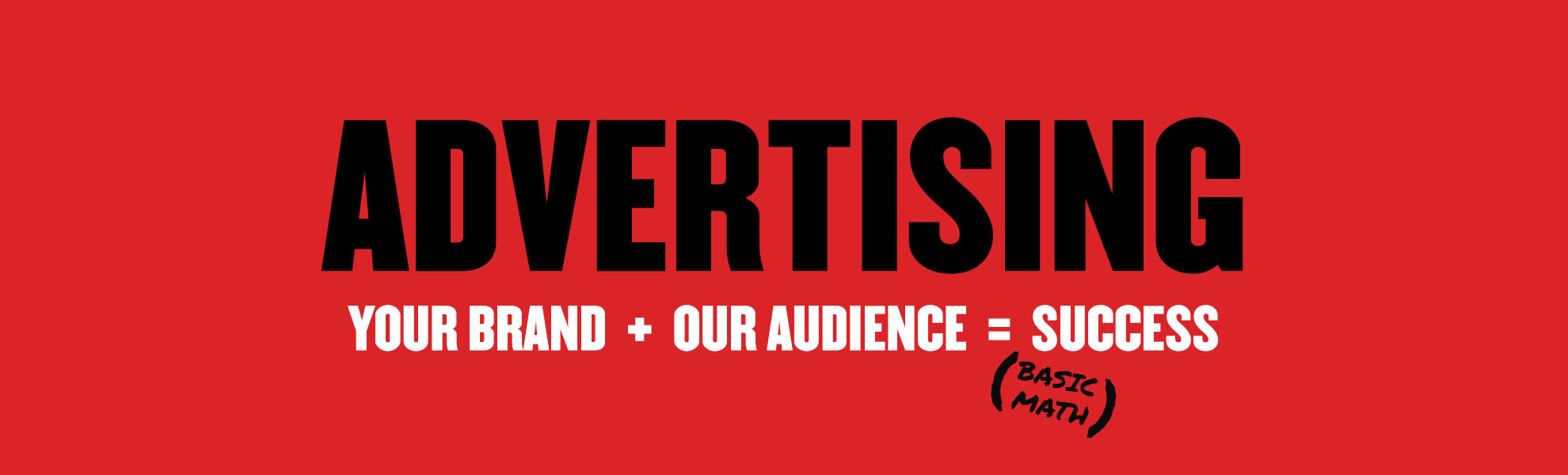 The Upfront Theatre | Advertising