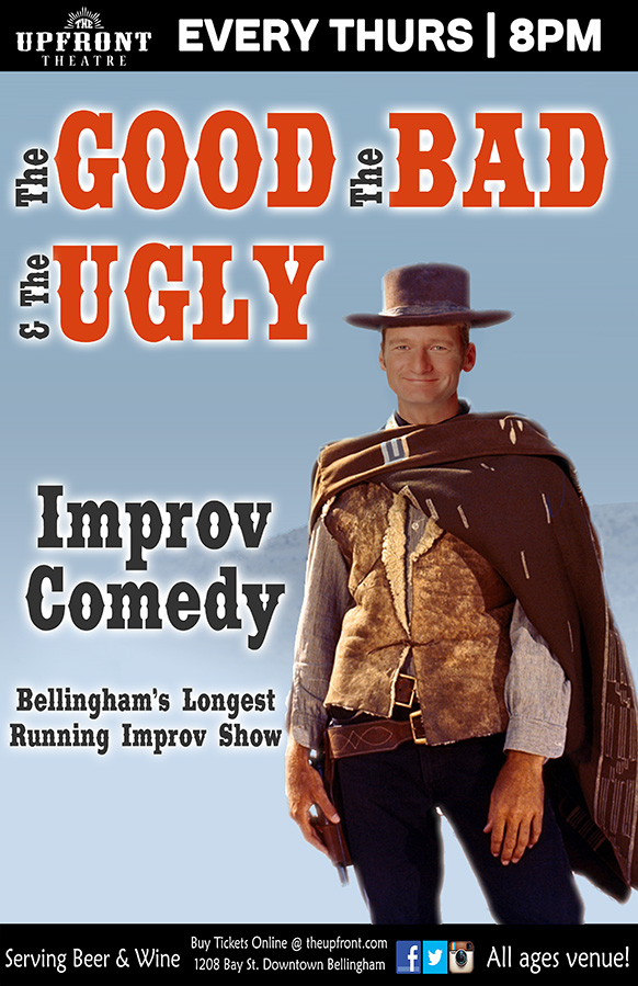 The GBU | The Upfront Theatre | Improv Comedy | Ryan Stiles