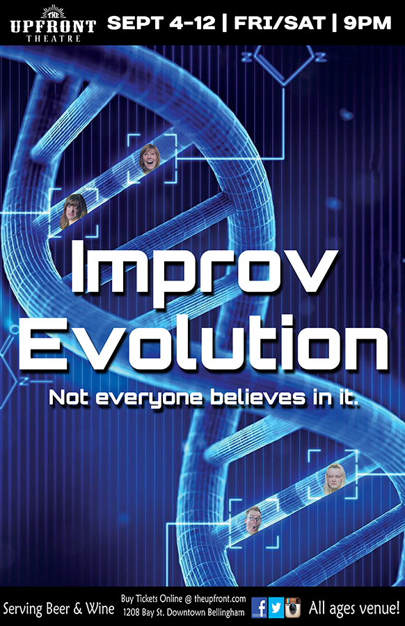 Improv Evolution | The Upfront Theatre