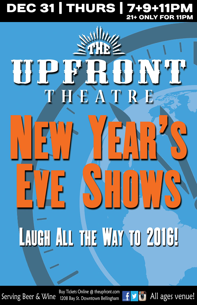 The Upfront Theatre | Improv Comedy | Bellingham, WA