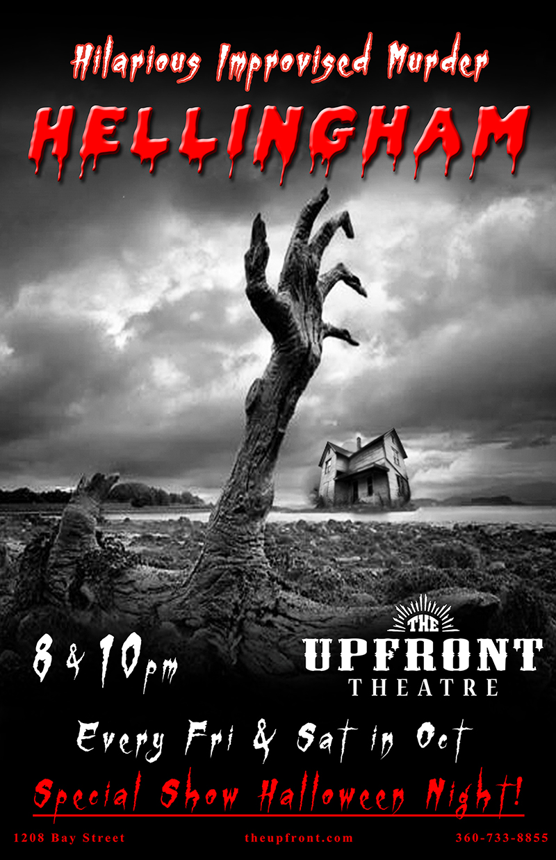 Hellingham | The Upfront Theatre | Improv | Bellingham