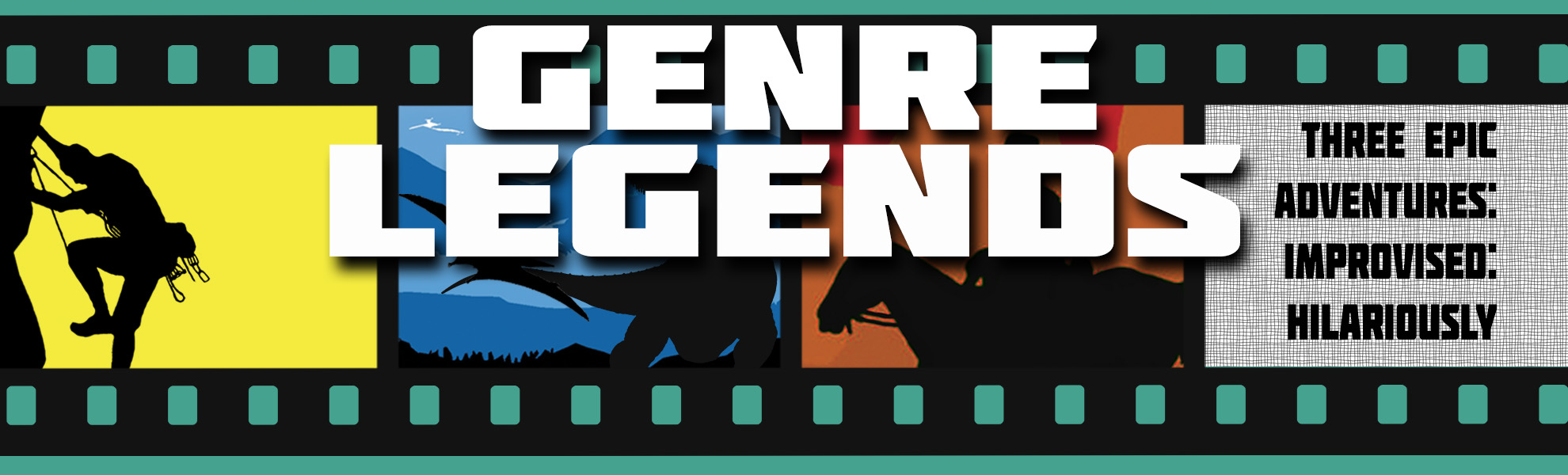 Genre Legends | Improv Comedy | The Upfront Theatre