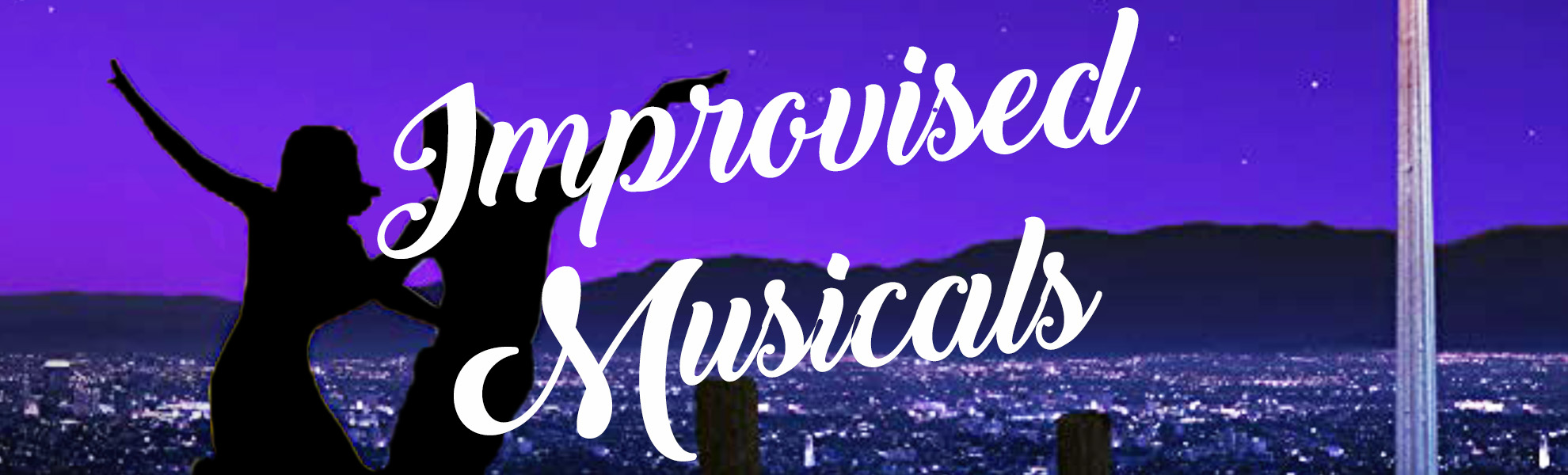 The Upfront Theatre | An Improvised Musical