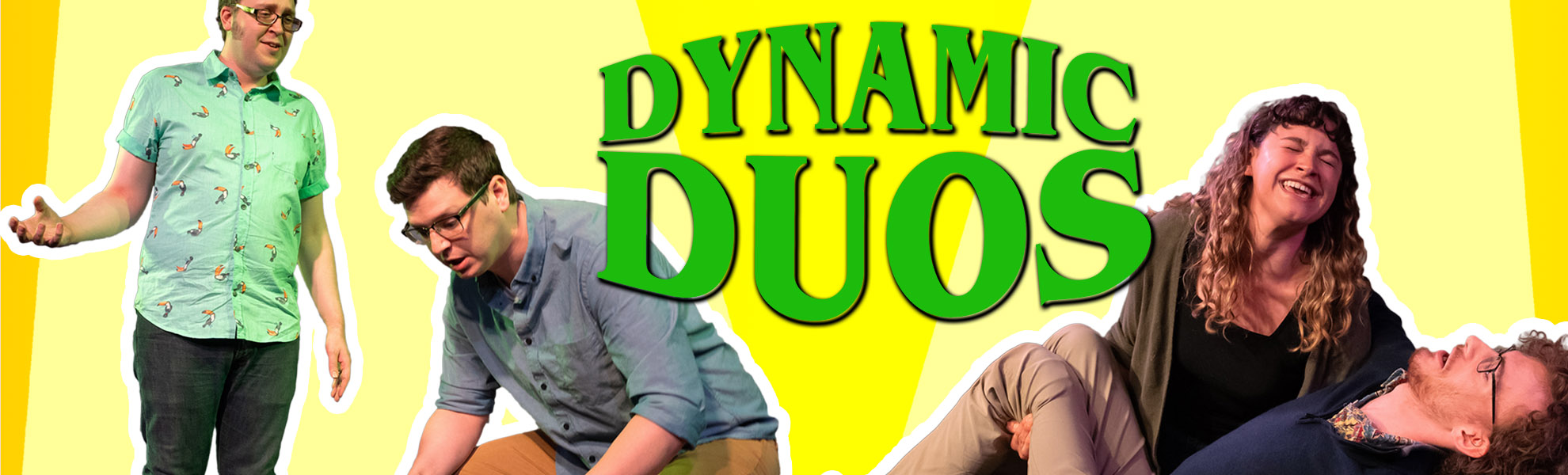 Dynamic Duos | Improv Comedy | The Upfront Theatre